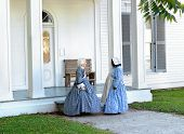 Acting Civil War Era Plantation Owners