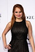 LOS ANGELES - DEC 18:  Debby Ryan at the