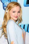 LOS ANGELES - DEC 18:  Dove Cameron at the Premiere Of Disney Channel's