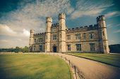 Leeds Castle, Kent, Uk
