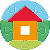 Small house - puzzle