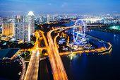 Singapore landscape