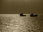 Two Fishing Boats