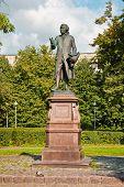 Denkmal für Emmanuel Kant. Kaliningrad (Königsberg vor 1946), Russland