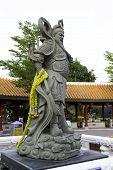Guan Yu (famous Chinese Warrior)