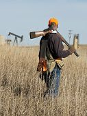 Hunting in Oil Country