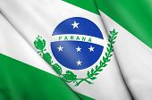Flag of Brazil (Paraná)