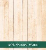 Wood texture background of natural pine boards