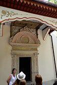Portal Demir Kapi In The Bakhchisaray Palace