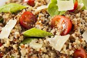 Healthy Vegetarian Quinoa Salad