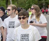 Aids Walk 2014