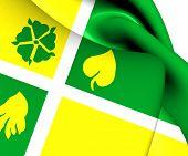 Flag Of Hof Van Twente