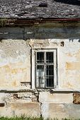 Old House With Window