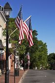 Warrenton Virginia Main Street, Memorial Day