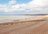 Saint Leonards Beach Near Hastings, East Sussex, England