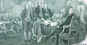 image of bill-of-rights  - Declaration of independence from the two dollar bill - JPG