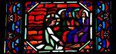 Jesus Washing The Feet Of Saint Peter