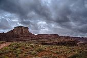Hurrah Pass Trail Moab Utah