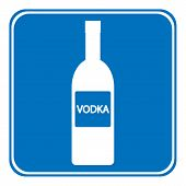Vodka Sign Is Allowed To Drink