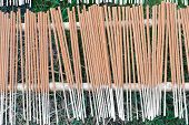 The Last Process Of Incense Is To Drying It
