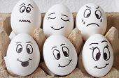 Smiling Eggs