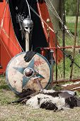 Medieval Weaponry poster