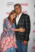 LOS ANGELES - NOV 8:  Eliza Roberts, Eric Roberts at the