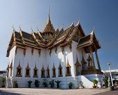 The Royal Palace In Bangkok - Thailand..