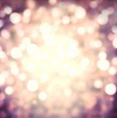 Festive Elegant Grunge Silver, Gold, Pink Christmas Light Bokeh & Vintage Crystal Background Texture