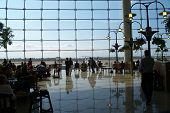 Seattle Airport - Waiting