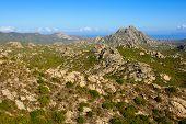 Nebbio Landscape