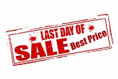 Last Day Sale