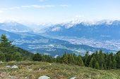 Patscherkofel Peak Near Innsbruck, Tyrol, Austria.
