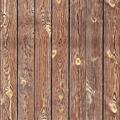 Knotted Planks Square Background