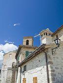 View of Montefalco. Umbria.