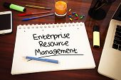 foto of enterprise  - Enterprise Resource Management  - JPG