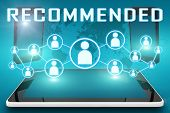 picture of recommendation  - Recommended  - JPG