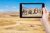 picture of megaliths  - travel concept  - JPG