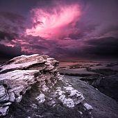 Tempestade de noite