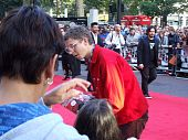 Michael Cera At Scott Pilgrim Vs The World Premiere In Central London 18Th August 2010