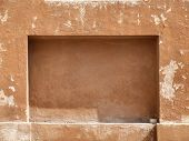Wall Alcove - Architecture Detail poster