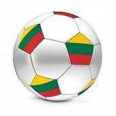 Soccer Ball/football Lithuania