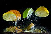 Obst-Splash