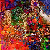 art abstract colorful rainbow pattern background. To see similar, please VISIT MY PORTFOLIO.