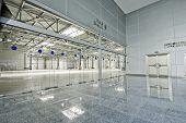 modern business center hall interior photo