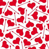 Hearts and arrows.
