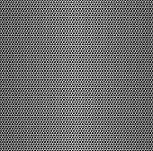 Perforated metal seamless background. (See more seamless backgrounds in my portfolio).