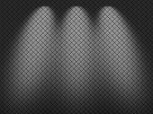 Metal net texture background.
