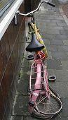 Vandalism On Bicycle