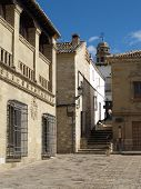 stock photo of baeza  - The City of Baeza in Southern Spain - JPG
